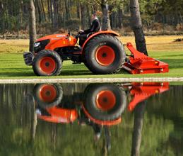 شراء Tracteurs Kubota M40 Standard