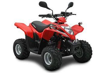 شراء Quad sport Kymco MAXXER 50
