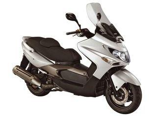 شراء Maxi scooter Kymco XCINTING 300i