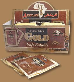شراء Café soluble Gold en sachets
