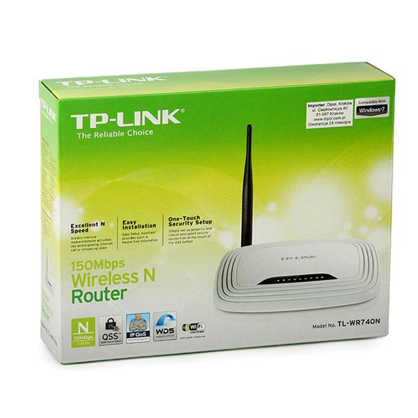 شراء Routeur Tp-link Tl-wr740n