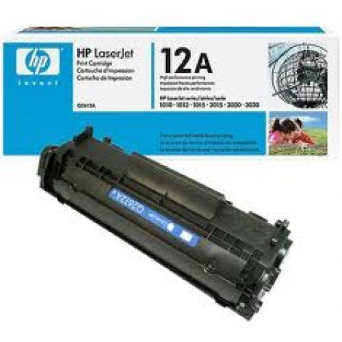 شراء Toneur HP Q2612A