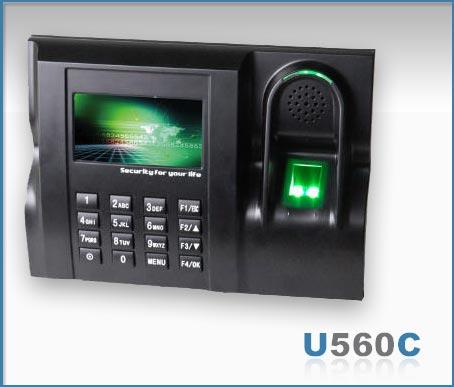 شراء Lecteur d'empreinte digitale biométrique U560-C