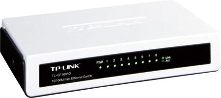 شراء Switch 8 ports TP-Link/TL-SF1008D