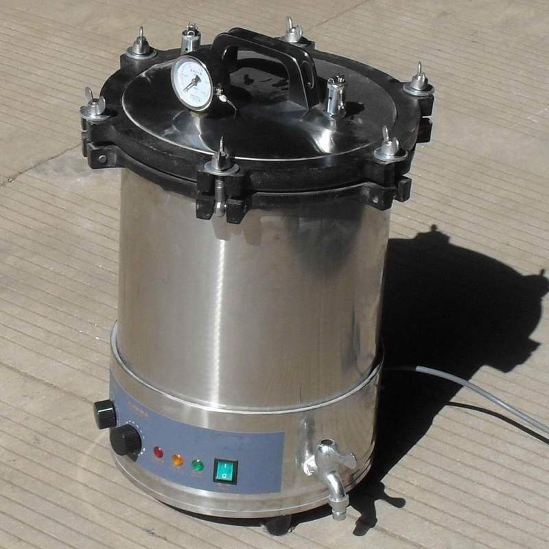شراء Autoclave Falc automatique atv Vertical 80. 24 L
