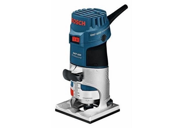 شراء Affleureuse Bosch 600W 6-8MM GKF600