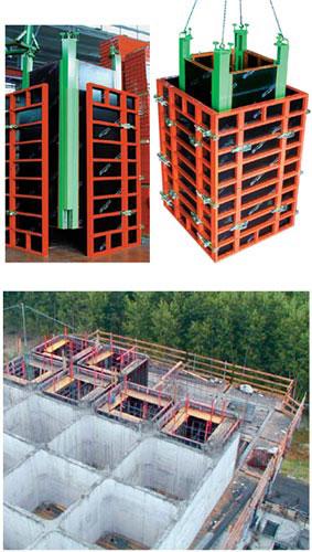 شراء Coffrage pour cages d'ascenseurs