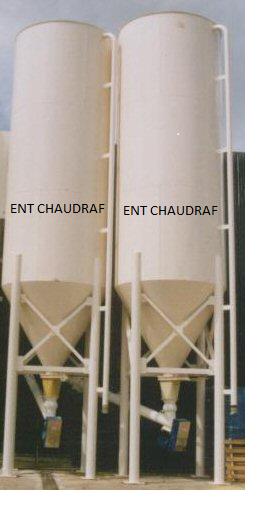 شراء Silo A Ciment : De 20t A 120t