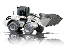 Compact Wheel Loaders Terex
