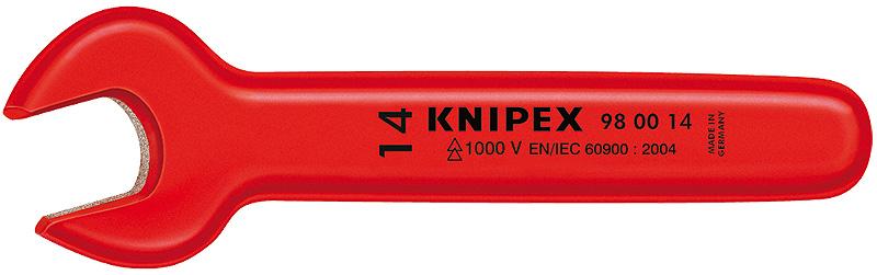 Clés à fourche Knipex simple