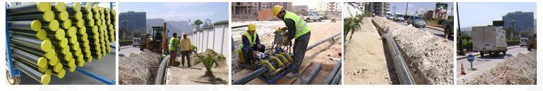 شراء PEHD pour distribution gaz naturel