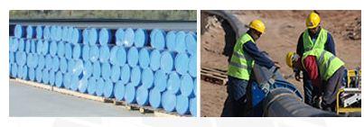 شراء PEHD pour distribution eau potable