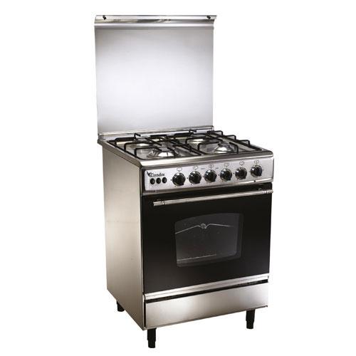 شراء Cuisinières CCU6060SS-C4110S