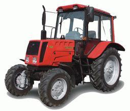 شراء Tractor 81hp BELARUS-826