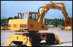 شراء Excavators hydraulic