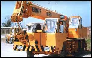 شراء Cranes Model : 1025