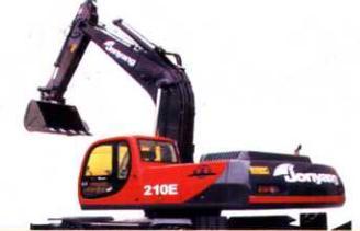 شراء Wheeled Hydraulic Excavator