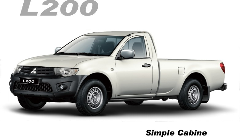 شراء Camionnette Mitsubishi L200 SC 4X2 GL