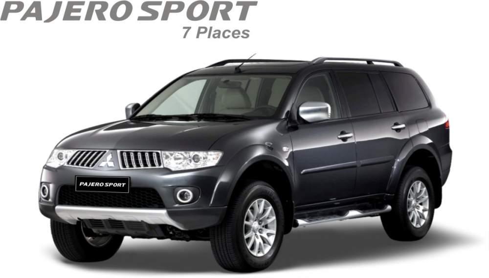 شراء SUV Mitsubishi Pajero Sport