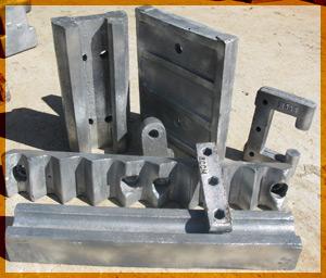 شراء Pales d'usure et Portes pales différentes dimensions