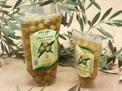 شراء Olives vertes dénoyautées