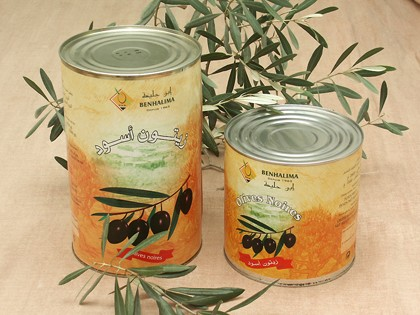 شراء Olives noires standard