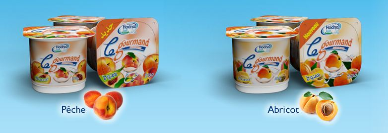 شراء Yaourts fruités Legourmand