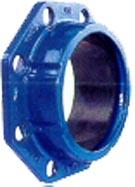 شراء Flange adapter for cast iron pipes