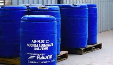شراء Sodium Aluminate