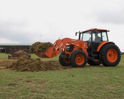 شراء Chargeur Kubota LA1403 pour tracteur M108S