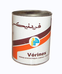 شراء Vernis brillant de finition pour bois VERINEX INCOLORE