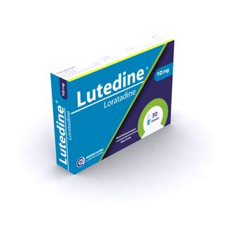 شراء Antihistaminique à usage systémique Lutedine (10mg)