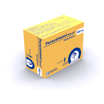 شراء Analgésique, antipyrétique Paracetamol Biocare 200