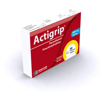 شراء Antipyrétique Actigrip