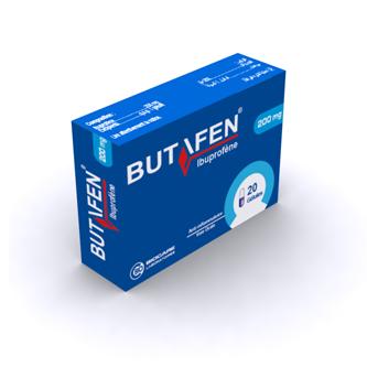 شراء Anti-inflammatoire non stéroïdien Butafen (200 mg)