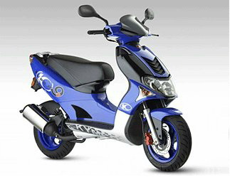 Scooter Kymco Super 9S