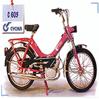 شراء Cyclomoteur Simple C 603