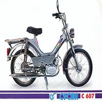 شراء Cyclomoteur avec amortisseurs C 607