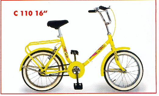 "شراء Cycle Enfant 16"" C110"