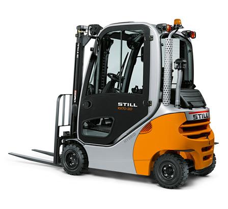 شراء Chariot élévateur diesel Still GPL RX 70