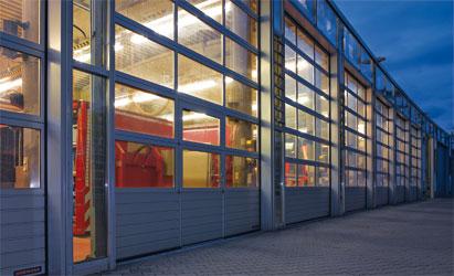 شراء Portes industrielles modulaires Hörmann
