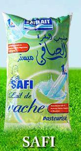 شراء Lait de vache entier Safi