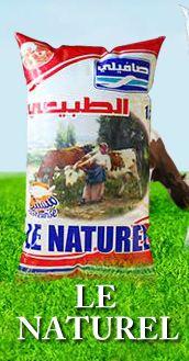 شراء Lait de vache demi écrémé pasteurisé Le naturel