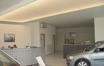 Plafonds acoustiques Extenzo