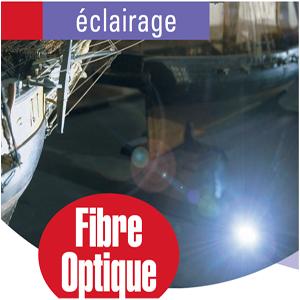 شراء Kit d'éclairage par fibre optique pour vitrine d'exposition