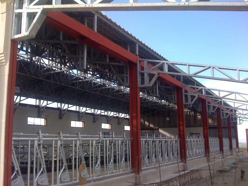 شراء Les Hangars Metalliques