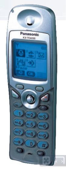 شراء Le téléphone sans fil DECT de Panasonic
