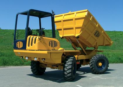 شراء Dumper Fiori D100