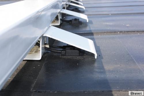 شراء Membrane étanche, fabriquée à base de bitume oxydé CHAPE NOIRE PY™