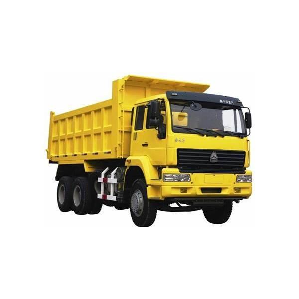 شراء Camion à Benne Carriere 6x4 Huanghe SINOTRUK